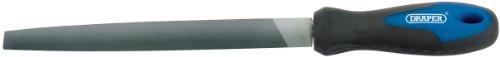 Draper 44954 Feile halbrund mit Griff 200 mm