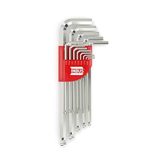 INBUS® 70426 Inbusschlüssel Set (Zoll)...