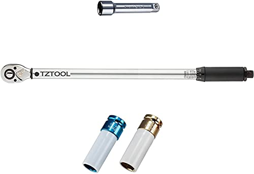 TZTOOL 1/2' Torque wrench set 8002E