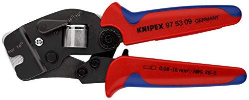 KNIPEX Selbsteinstellende Crimpzange für...