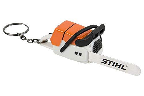 Schlüsselanhänger Motorsäge mit Sound