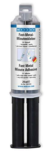WEICON Fast-Metal Minutenkleber 24 ml |...