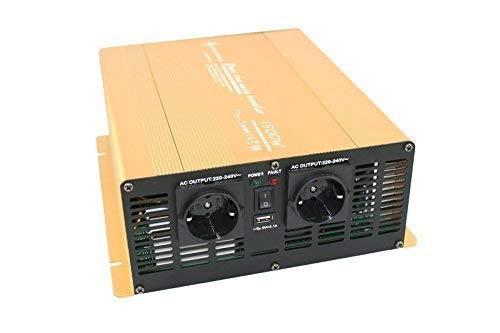Wechselrichter - Spannungswandler 12V 300 bis...