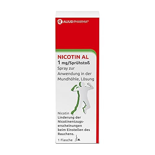 ALIUD PHARMA Nicotin AL 1 mg/Sprühstoß...
