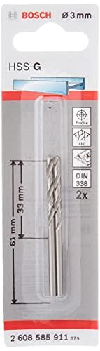Bosch Professional Metallbohrer HSS-G...