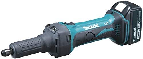Makita Akku-Geradschleifer 18 V / 5,0 Ah, 2...