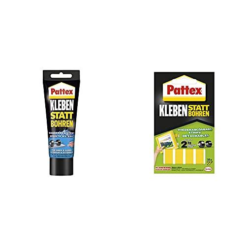 Pattex Montagekleber Kleben statt Bohren...