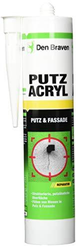 Den Braven CAS33A504002 Den Putzacryl (+5°...