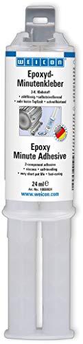 WEICON 10550024 Epoxyd-Minutenkleber 24 ml...