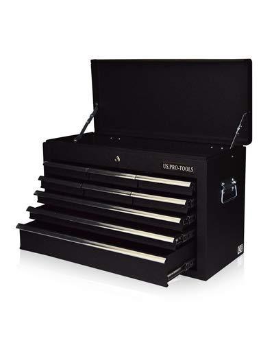 US Pro Tools Tragbarer Werkzeugkoffer mit 6...