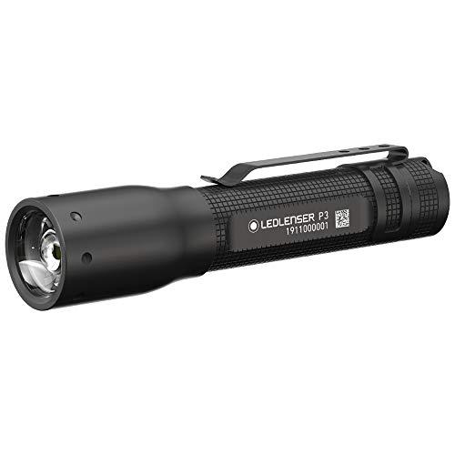 Ledlenser Allround Taschenlampe P3 - Schwarze...