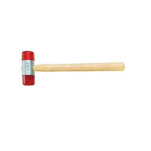 JeCo Schonhammer Plastikhammer aus verzinktem...