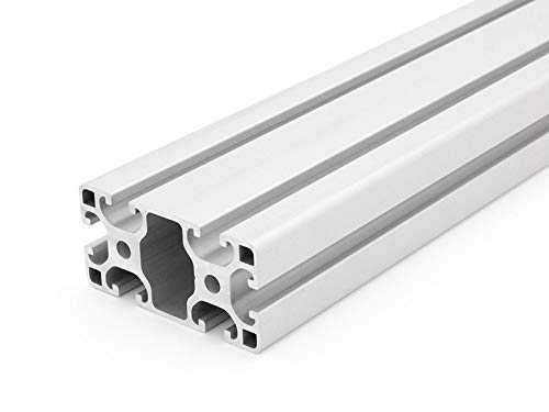 Aluminiumprofil 40x80L I-Typ Nut 8 (leicht),...