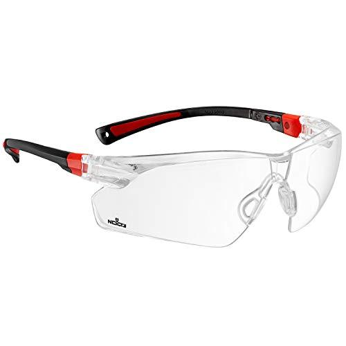 NoCry Schutzbrille mit durchsichtigen...