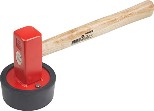 Meister Plattenverlegehammer - 2430 g...