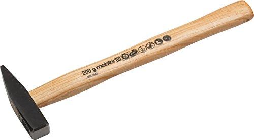 Meister Schlosserhammer - 200 g Kopfgewicht -...