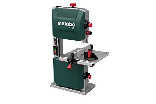 Metabo Bandsäge BAS 261 (400 Watt, max....