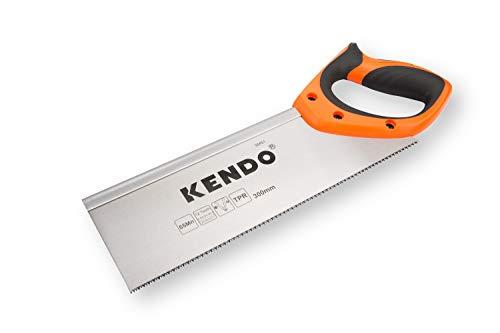KENDO Zapfensäge 300 mm – 12 Zähne / Zoll...