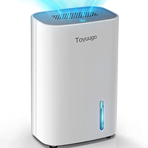 Toyuugo Luftentfeuchter 800ml Dehumidifier...