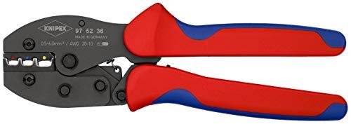 KNIPEX PreciForce Crimpzange (220 mm) 97 52...