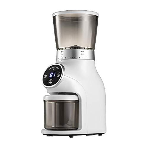 SISHUINIANHUA Kaffeemühle Elektrische...