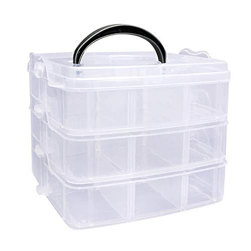 Einstellbare Aufbewahrungsbox Sortierbox Mit...