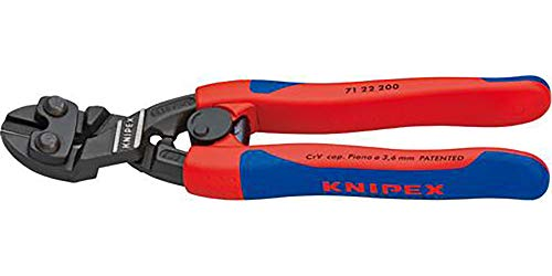 KNIPEX CoBolt Kompakt-Bolzenschneider (200...