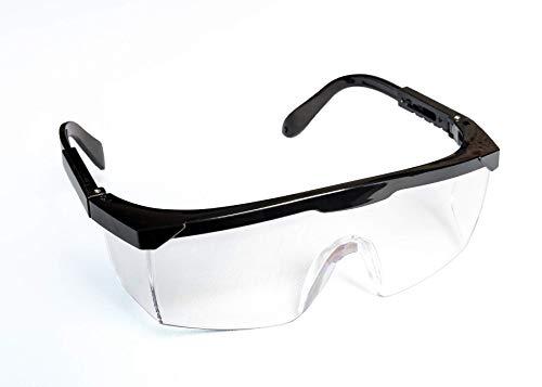 Schutzbrille mit EN166 Laborbrille...