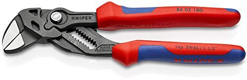 KNIPEX Zangenschlüssel (180 mm) 86 02 180