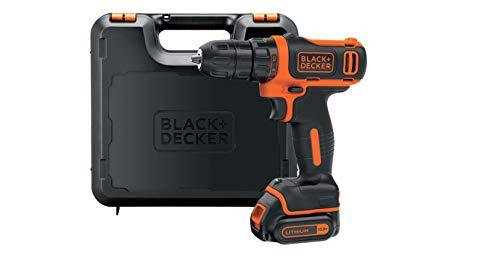 Black+Decker Li-Ion Ultra-Kompakt-Bohrer...