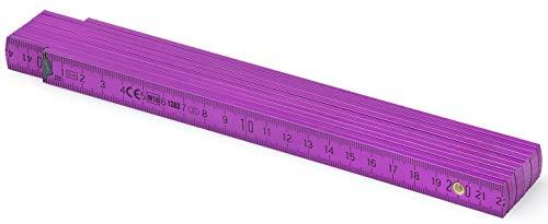 Metrie™ BL52 Holz Zollstock/Zollstöcke |2m...