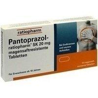 Pantoprazol-ratiopharm® SK 20 mg...