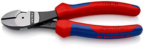 KNIPEX Kraft-Seitenschneider (180 mm) 74 02...