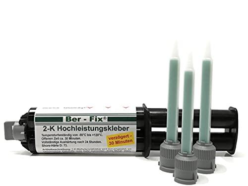 Ber-Fix® 25g EXTREMER 2K Hochleistungskleber...