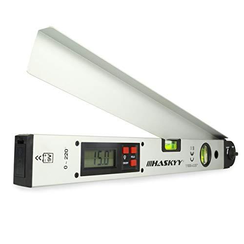 Digitaler Winkelmesser HASKYY 450mm I mit...