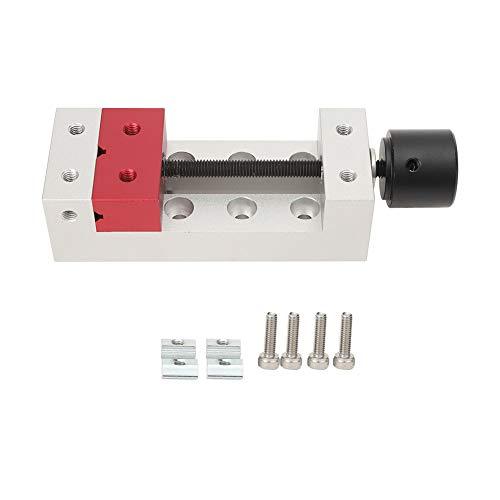Mini Schraubstock,50mm Mini Aluminium...