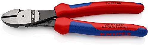 KNIPEX Kraft-Seitenschneider (200 mm) 74 02...