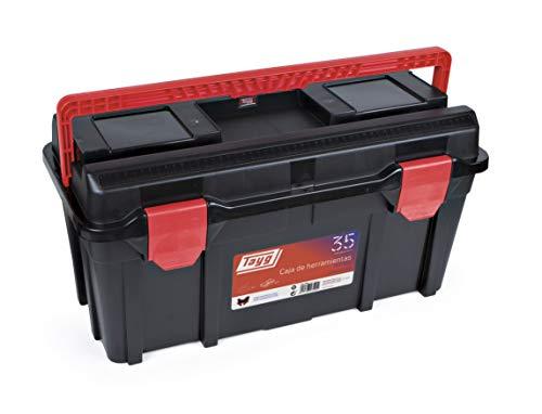 Tayg 4000871321 Werkzeugkasten aus Kunststoff...