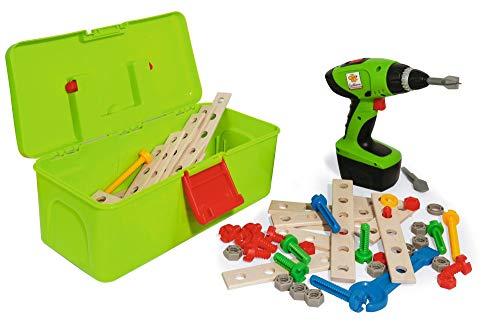 Eichhorn 100039079 Constructor Werkzeugbox,...