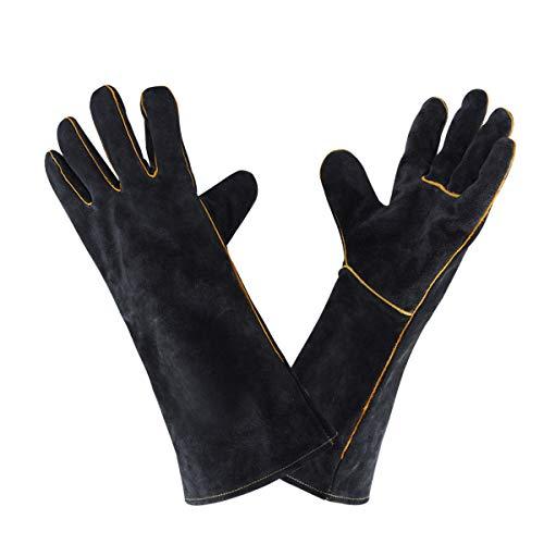 Schweißhandschuhe, Leder, 932 °F,...
