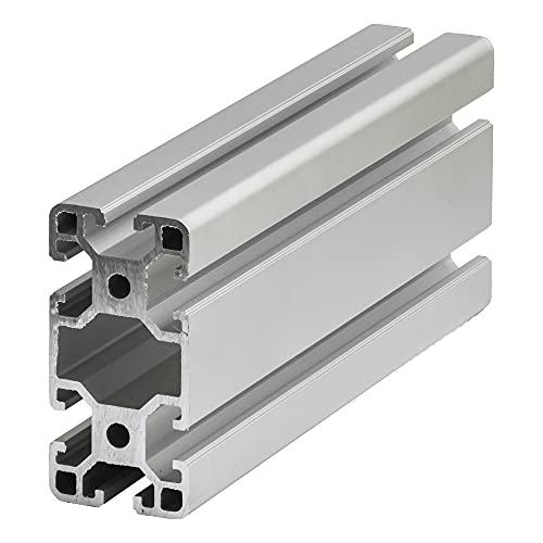 Systemprofil Aluminium Profil 4080 Nut 8...