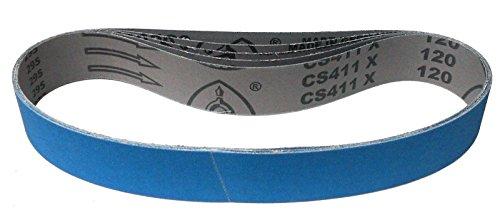 5er Pack Klingspor Schleifband | 40x760 mm |...