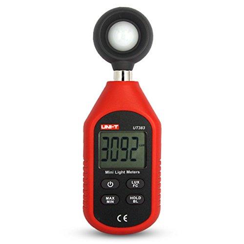 UNI-T UT383 Digital Luxmeter Lichtmesser...