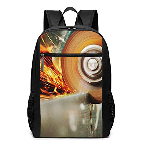 Schulrucksack Winkelschleifer, Schultaschen...