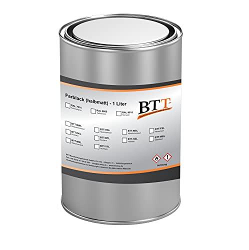 BTT-ML Metallschutzlack Ral 9010 Reinweiß...