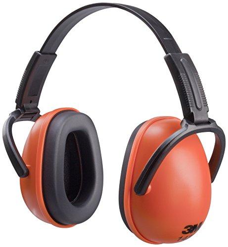 3M Kapselgehörschützer, 105 dB, Orange,...