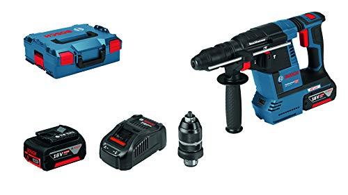 Bosch Professional Akku-Bohrhammer GBH 18...