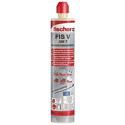 fischer Hochleistungsmörtel FIS V 300 T,...