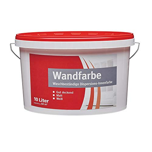 BODENMEISTER 1035 Wandfarbe Innenfarbe...