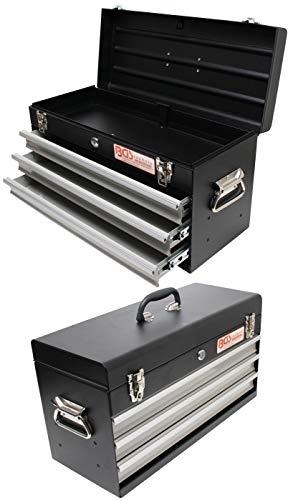 BGS 3312 | Metall-Werkzeugkoffer, leer | 3...